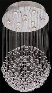 Black Chandelier Ls Lite Source Ls 19582 Cristallo Modern Contemporary Chandelier Ls