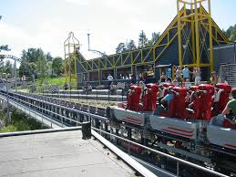 speed of roller coaster launch track wikiwand