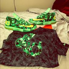 easter kd nike kd 6 easter bunny shoes and shirt 135 obo from s