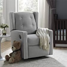 Upholstered Rocking Chair Nursery Ottomans Babies R Us Coupons Nursery Glider Recliner Glider