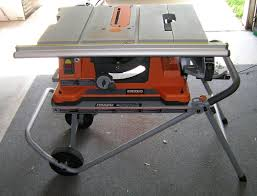 Ridgid Table Saw Extension Ridgid Table Saw Interiors Design