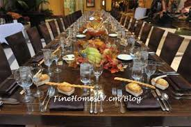 thanksgiving dinner setup divascuisine