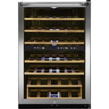 How To Build A Wine Rack In A Kitchen Cabinet Wine Coolers Fridges U0026 Chillers Built Ins U0026 More Sears