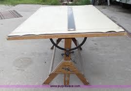 Hamilton Drafting Tables Hamilton Drafting Table Item Bx9143 Sold August 31 Vehi