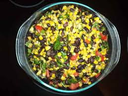 corn black bean salad i creation