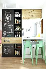 wall ideas for kitchen kitchen chalkboard ideas sowingwellness co