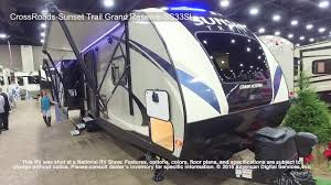 Crossroads Rv Floor Plans by Crossroads Sunset Trail Grand Reserve Ss33si Youtube