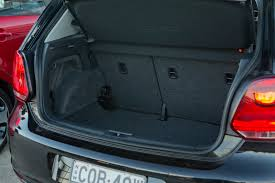 volkswagen polo trunk volkswagen polo review caradvice