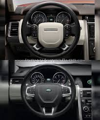land rover discovery sport 2017 2017 land rover discovery vs land rover discovery sport steering