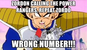 Power Rangers Meme Generator - zordon calling the power rangers repeat zordo wrong number