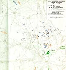 Normandy Map American Airborne Landings In Normandy Wikiwand
