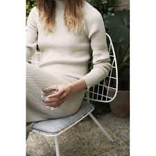 String Chair Menu Wm String Lounge Chair White Finnish Design Shop