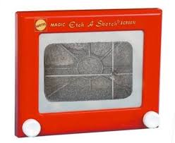the science behind the etch a sketch
