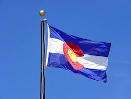 Montana State Flag Colorado State Flag Colorado Welcome Center Julesburg Se U2026 Flickr