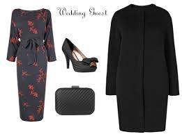 winter wedding guest fashion norah sleep wedding style blog