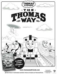 thomas friends coloring pages getcoloringpages