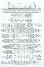 Titanic Floor Plan | titanic interior map see titanic deck plans my titanic pinterest