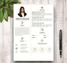 Pages Templates Resume Pages Templates Resume Professional Resume Template For Word A4