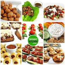 appetizers for thanksgiving with weight watchers points
