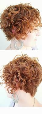 curly and short haircut showing back top 28 best curly hairstyles for girls styles weekly
