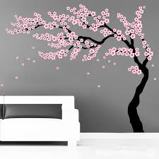 cherry blossom tree wallart studios