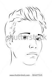 sketch woman character stock vector 119286247 shutterstock