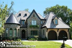 house plans with turrets plan 9042pd dramatic tower basements house and castles