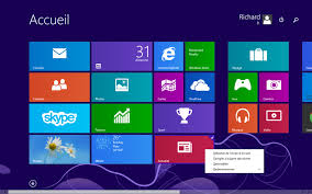 agrandir icones bureau module 2 le système d exploitation windows 8 1 1 9 1 ranger
