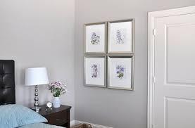 light gray paint home design