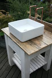 outdoor kitchen sinks ideas top 55 best outdoor kitchen sink no plumbing installation sinks
