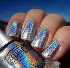 ida nails it color club harp on it and cherubic