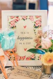 tea party bridal shower ideas 20 sweet tea party bridal shower ideas weddingomania