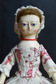 Queen Anne by Queen Anne And Izannah Walker Reproduction Dolls