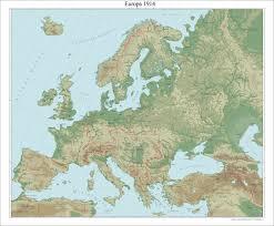 Map Of Europe 1914 Europe 1914 By Arminius1871 On Deviantart