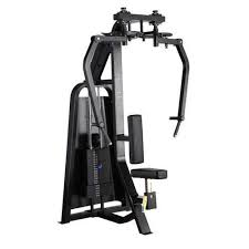butterfly chest machine at rs 45000 unit butterfly machine id