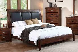 Oak Sleigh Bed Wholesale Rustic Sleigh Beds One Thousand Designs Rustic