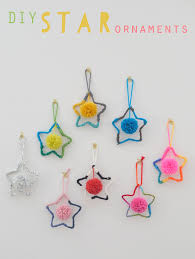diy ornaments ornament star and pipes