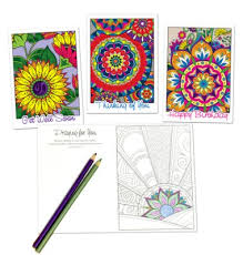 all occasion cards colorful moments coloring cards box of 12 assorted all occasion