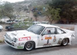 1976 opel manta salvador servia opel manta 400 rally car group pinterest