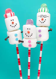 marshmallow snowman family marshmallow marshmallow snowman and