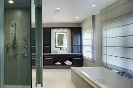 Modern Master Bathroom by Modern Master Bathrooms