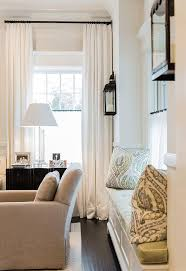 How High To Mount Curtain Rod How To Hang Window Treatments How To Hang Window Treatments