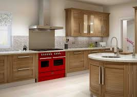 kitchen astounding red kitchen with kitchen color schemes