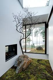 stylish and contemporary interior greenery ideas