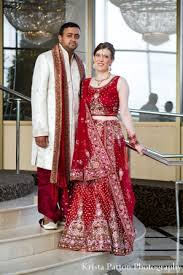 indian wedding dresses for and groom fusion indian wedding by krista patton photography new brunswick