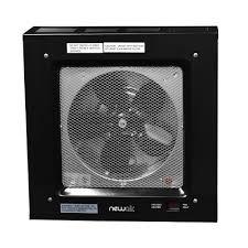 Bathroom Ceiling Heaters by Newair 5000 Watt Electric Garage Ceiling Heater G80 The Home Depot