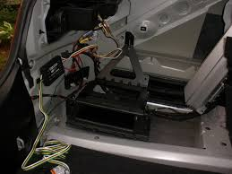 how to install trailer hitch and wiring in a e60 5 series bmw