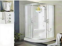 Shower Stall Designs Small Bathrooms Shower Stalls For Small Bathrooms Taking Advantage Of Corner