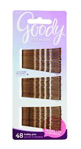 goody s hair goody ouchless hair elastics brown 29 count
