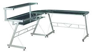 Glass Top Computer Desks For Home Office Desks Ikea Kgmcharters